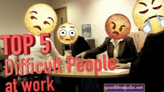 5 tipos de lugares de trabajo difíciles y cómo lograr que cooperen