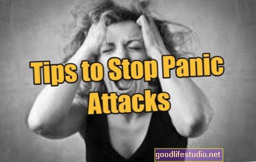 5 съвета за спиране на паническите атаки в техните следи