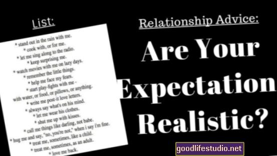 6 Nereálná očekávání vztahů, která sabotují váš milostný život