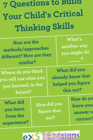 7 Strategi Menangani Kritikal untuk Mengajar Anak-Anak Berusia Sekolah Anda