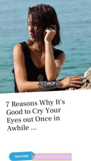 7 buenas razones para llorar