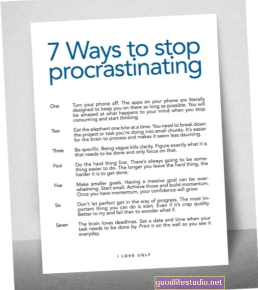 7 pasos para dejar de procrastinar y obtener más alegría de la vida