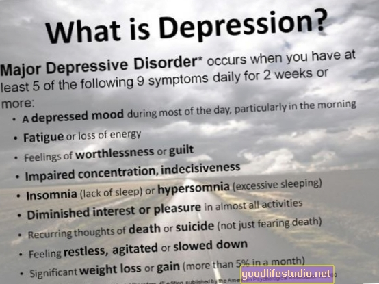 私が気づいてあまりにも落ち込んでいた9つのうつ病の兆候