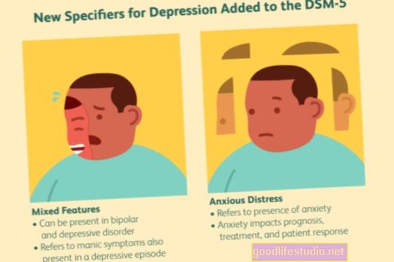 Skats uz DSM-V melnrakstu