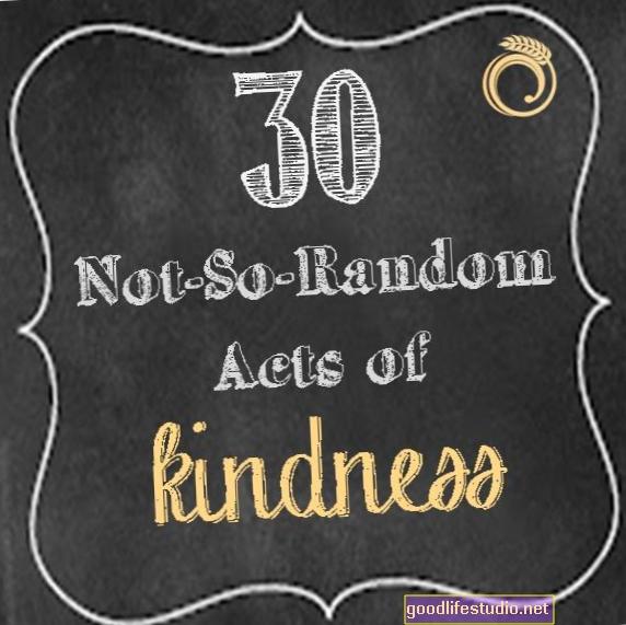 Un atto di gentilezza non così casuale