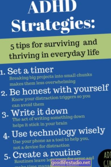TDAH y adultos: más consejos para crear una estructura cuando su trabajo no tiene ninguna