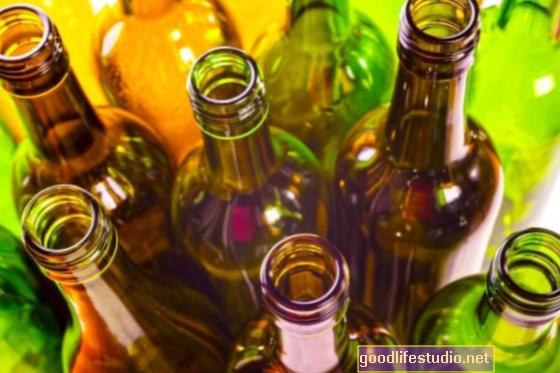 قد لا يساعد الكحول: تأثير الكحول على صحتك العقلية