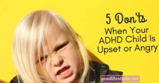 Bijes u ADHD-u i alati za smanjenje temperamenta koji pomažu
