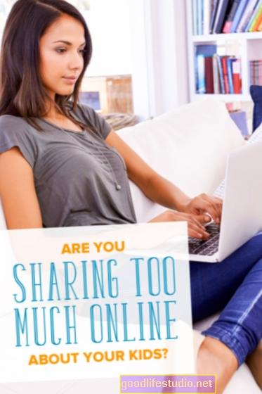 Condividete troppe informazioni su vostro figlio online?
