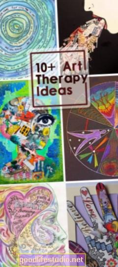 Művészetterápiás gyakorlatok, amelyeket otthon lehet kipróbálni