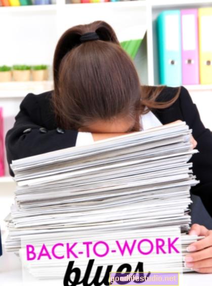 Atpakaļ pie darba Blues: Aizsargājiet sevi no enerģijas vampīriem