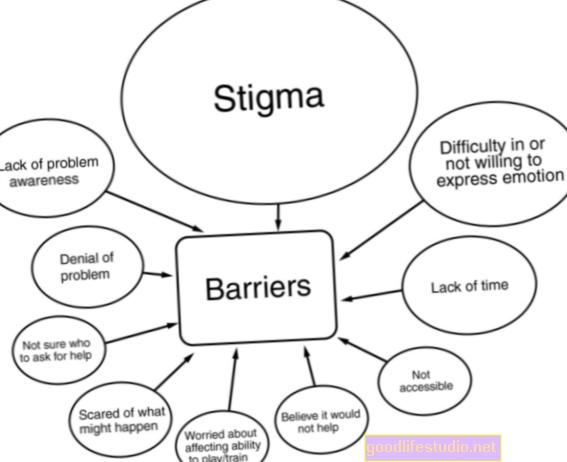 Barreras para el tratamiento de salud mental: ¿estigma o autosuficiencia?