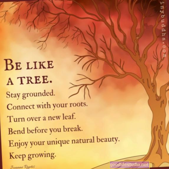 Бъдете като природата: Навеждайте се и бъдете устойчиви