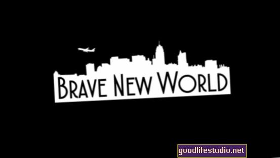 Drąsus naujas gailestingas pasaulis