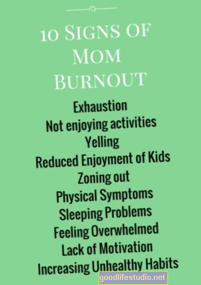 Mamás quemadas: qué hacer cuando no tiene ganas de hacer nada