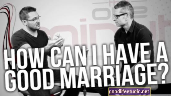 ¿Puede tener problemas un buen matrimonio?