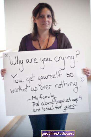 Sopravvissuti ad abusi sui minori, le vittime hanno bisogno che tu ne parli