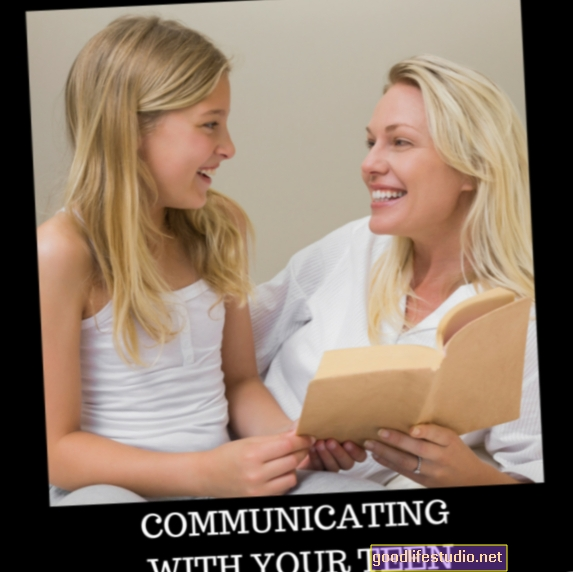 Berkomunikasi dengan Remaja Anda
