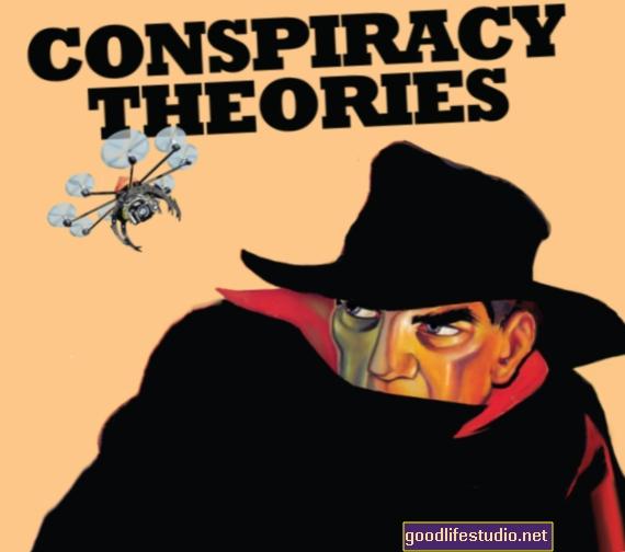 Trastorno de la teoría de la conspiración: comprender por qué cree la gente
