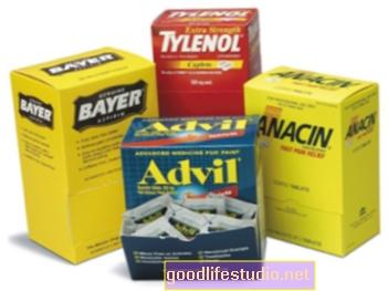 Ar aspirinas, Advilas ir kiti NVNU gali neveikti antidepresantų?