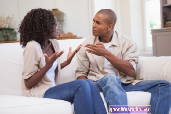 Parejas que conoces en la consejería n. ° 3: el Sr. y la Sra. Simplemente no lo sienten
