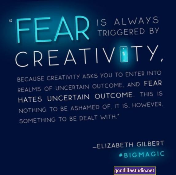 La creatividad puede ser la mejor amiga de un viajero temeroso