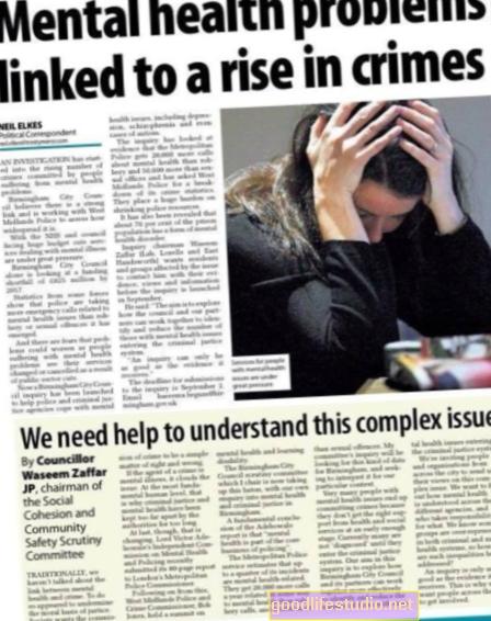Zločin, posljedice i mentalne bolesti