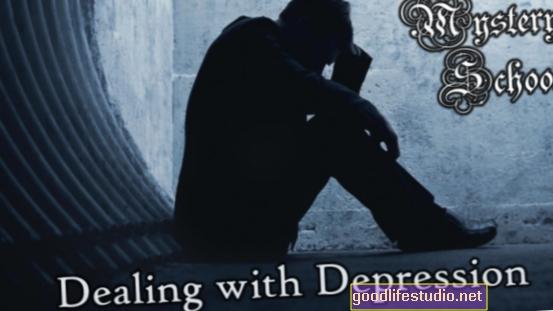 Suočavanje s depresijom: pažljivo okretanje negativnim mislima i osjećajima