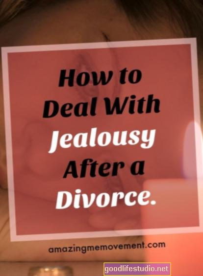Recuperación del divorcio: lidiar con los celos