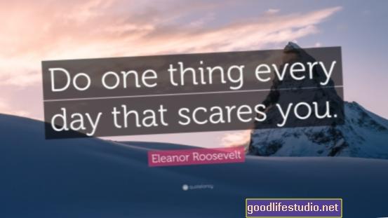 Сваког дана ради по једну ствар која те плаши