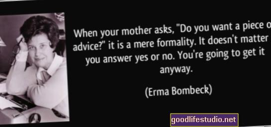 ¿Necesitas un psicodrama de mamá?