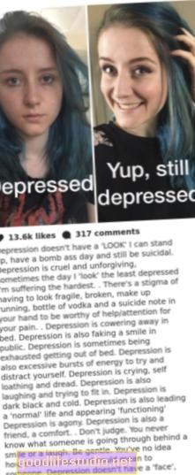 ¿Llamar enfermedad a la depresión empeora el estigma?