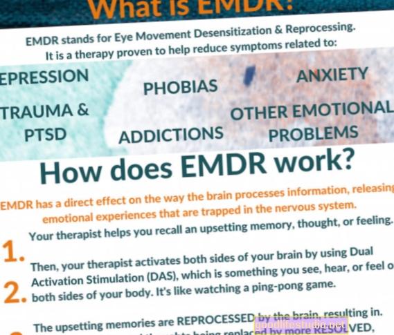 EMDR работи ли за PTSD само за 5 сесии?
