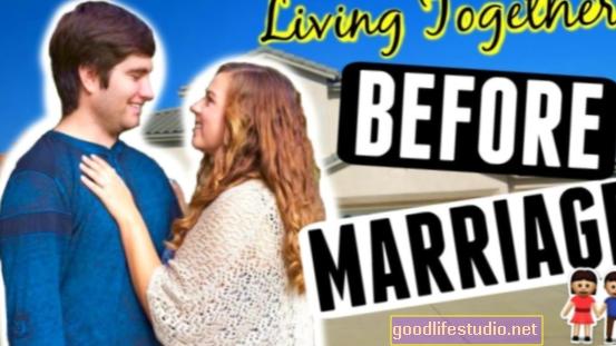Predviđa li zajednički život prije braka razvod?