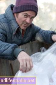 ¿Abajo en los vertederos? Recogedores de basura con una vida feliz
