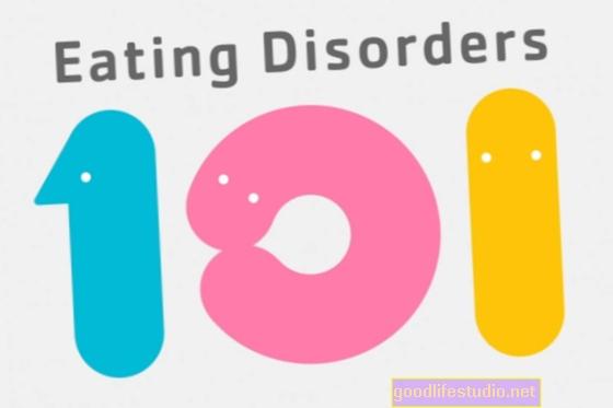 Disturbi alimentari: imparare a stare bene sotto la pioggia