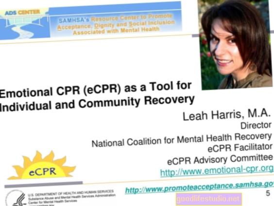 RCR émotionnelle: un outil et un processus de rétablissement de la paix