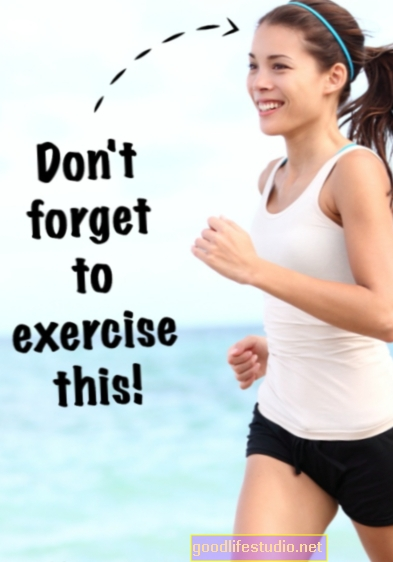 Latihan: Jangan Lupa Mengubah Tubuh Anda