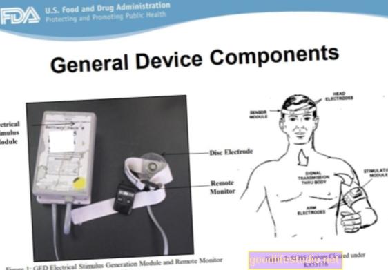 FDA komisija rekomenduoja uždrausti Rotenbergo vaikų šoko prietaisus