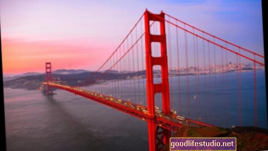 Finalmente, la barrera contra el suicidio del puente Golden Gate fue aprobada