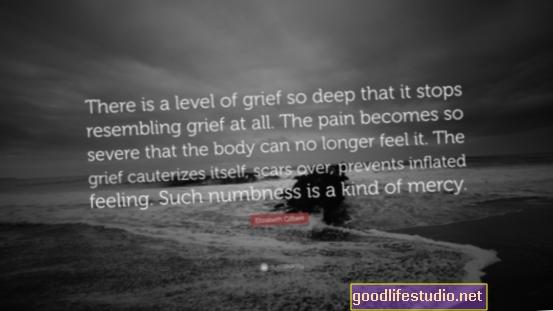 Následující smutek s Deep Comfort