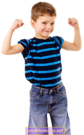 Дайте на детето си малко сила