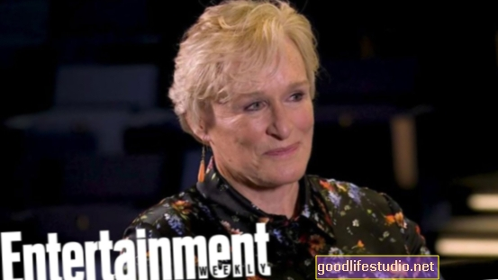 Glenn Close se sincera sobre su depresión