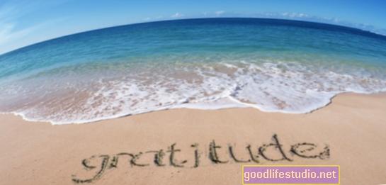 Entrega de investigación sobre gratitud: Día del diagnóstico, segunda parte