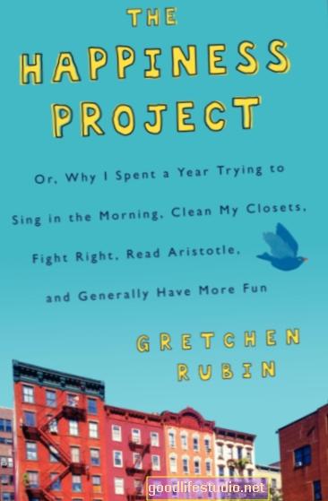 Gretchen Rubin: El proyecto de la felicidad