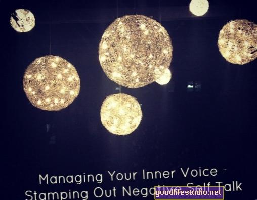 Руковање позитивним негативним унутрашњим гласом