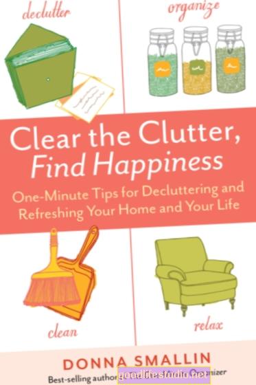 A rendetlenséget tisztító mozdulatban talált boldogság