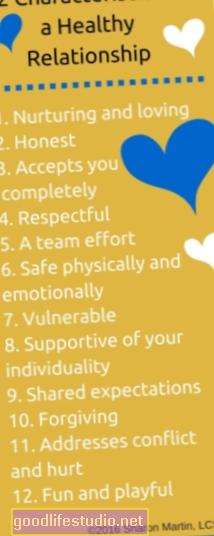 Veselīgas attiecības, kad jūsu partnerim ir ADHD