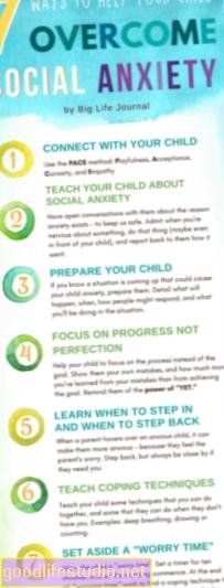 Aiutare il tuo adolescente ansioso: 5 modi in cui i genitori possono aiutarti