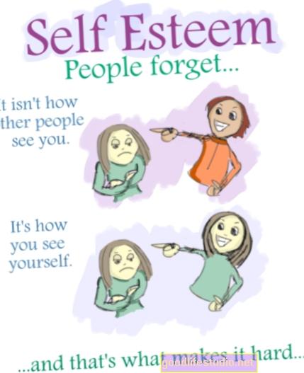In che modo la bassa autostima influisce negativamente su di te?